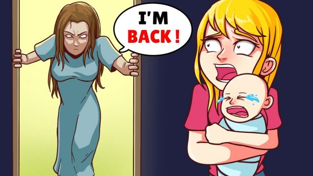 My mom Woke Up From A Coma After 15 Years To Get Revenge!